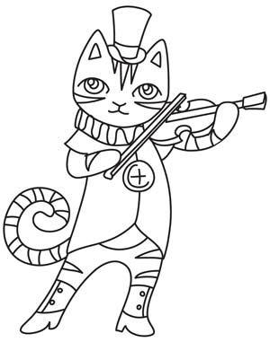 cat w:fiddle